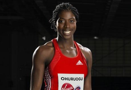 Christine Ohuruogu MBE
